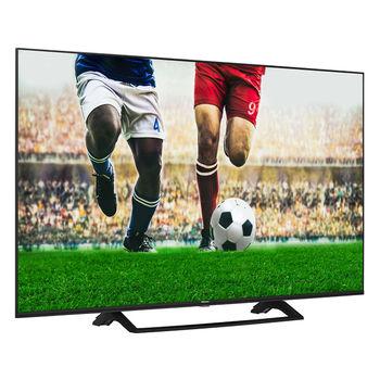 """Televizor 65"""" LED TV Hisense 65A7300F, Black (3840x2160 UHD, SMART TV, PCI 1700Hz, DVB-T/T2/C/S2)"""