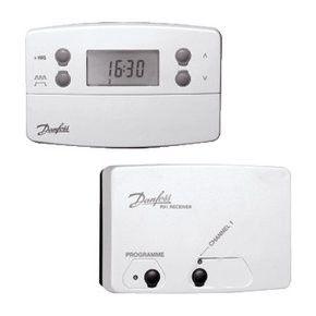 купить Danfoss Tp7000 RF комнатный термостат радио в Кишинёве