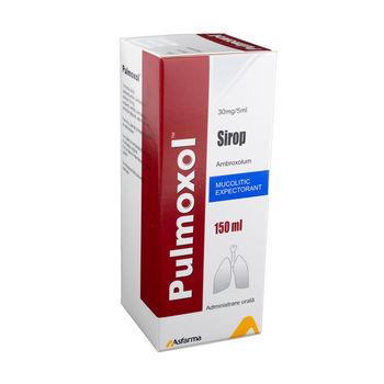 cumpără Pulmoxol sirop 30mg/5ml 150ml în Chișinău