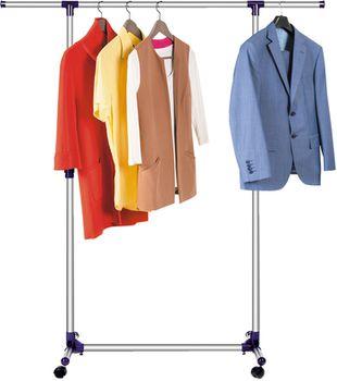 купить Стойка для одежды Tatkraft Hamburg, 16088 в Кишинёве