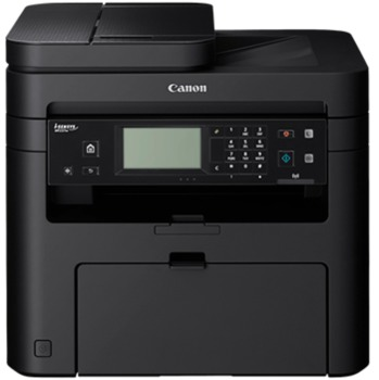 купить MFD Canon i-Sensys MF237W, Mono Printer/Copier/Color Scanner/Fax,ADF(35-sheet),Net,WiFi, A4, 256Mb, 1200x1200dpi, 23 ppm, 60-163г/м2, Scan 9600x9600dpi-24 bit, 250sheet tray,100/1000 Base TX,USB 2.0, Max.15k pages per month,Cartridge 737(2400 pages*) в Кишинёве