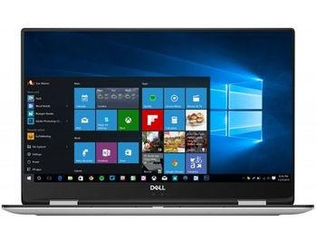 "DELL XPS 15 2-in-1 Aluminium/Carbon UItrabook (9575) Silver, 15.6"" FHD Touch (Intel® Core™ i5-8305G up to 3.8GHz , 8GB DDR4 RAM, 256GB SSD, Radeon® RX Vega M GL 4GB, CR, WiFi-AC/BT, 6cell, HD720p cam, Backlit KB, FingerPrint, TPM, W10Pro, 2kg)"