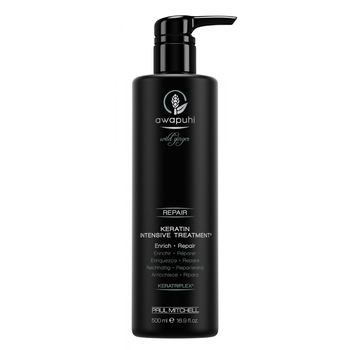 МАСКА AWAPUHI keratin intensive treatment 500 ml