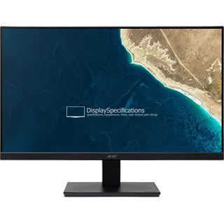 "25.0"" ACER IPS LED V277BMIPX Zeroframe Black (4ms, 100M:1, 250cd, 1920x1080, Audio out, HDMI,DisplayPort)  [UM.HV7EE.007]"