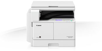 MFP Canon iR2204N, Mono Copier/Net Printer/Scanner, Platen, A3/11ppm, A4/22ppm, print 600x600dpi, scan 300x300dpi, 25–400%, 64-128g/m2, 128Mb,1x250-sheet Cassette+80, 10k pag per month, Set : Drum C-EXV42_66k pag, Not in set - Toner C-EXV42_10200 pag