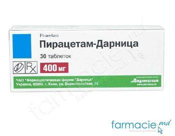 купить Пирацетам-Darnita comp. 400 mg N10x3 в Кишинёве
