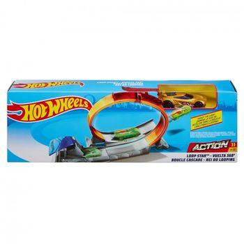 купить Mattel Hot Wheels Трек Безумные тренировки в Кишинёве