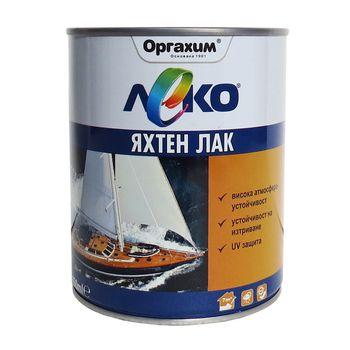 Оргахим Лак для яхт Leco 0.65л