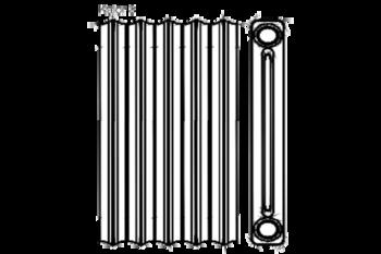 Радиатор чугунный Viadrus Kalor 3 070 580 x 60 мм