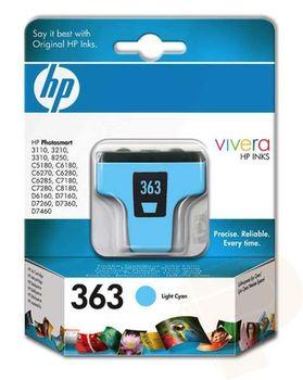 купить HP C8774EE  No 363  light cyan Cartridge в Кишинёве