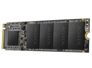 .M.2 NVMe SSD 512 ГБ ADATA XPG SX8200 Pro [PCIe 3.0 x4, R / W: 3500/3000 МБ / с, 390/380 000 операций ввода-вывода в секунду, 3D TLC]