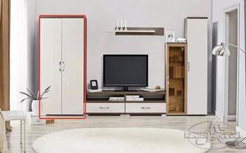 Шкаф Duet 0,85m