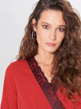 Платье MOHITO Красный ye665-33x