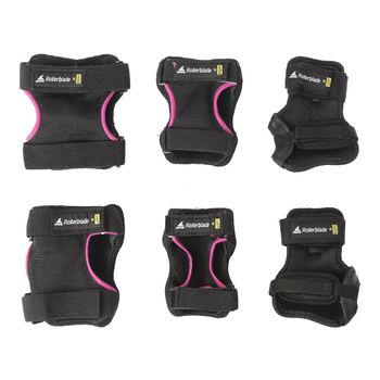 купить Защита для роликов в компл. Rollerblade Skate Gear W 3-Pack, 069P0500219 в Кишинёве