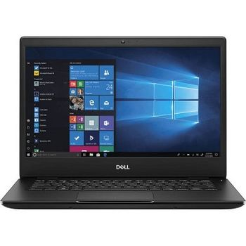 DELL Latitude 3400 14'' HD AG (Intel Core i3-8145U, 4GB (1x4GB) DDR4, M.2 128GB PCIe NVMe SSD, Intel® UHD 620 Graphics, WiFi 802.11 AC+BT 5.0, FPR, 3 Cell 42Whr, BackIit KB, Win10Pro)