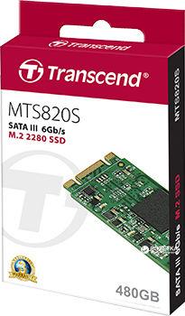 купить M.2 SATA SSD 480GB Transcend MTS820S TS480GMTS820S в Кишинёве
