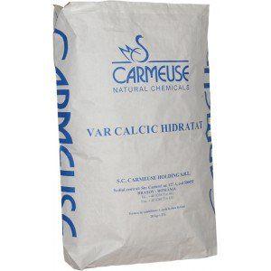 Carmeuse Гидратная кальциевая известь 20кг