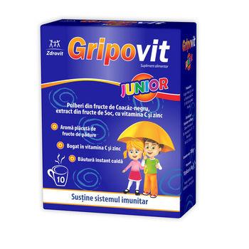 cumpără SBA Gripovit Junior plic. N10 în Chișinău