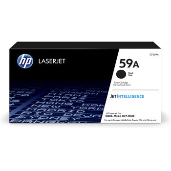 HP Toner Cartridge Nr.59A  Black