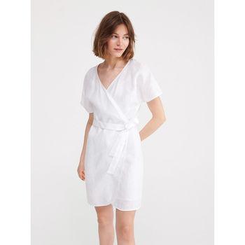 Платье RESERVED Белый wb964