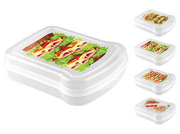 Lunch-box Phibo 17X13X4cm