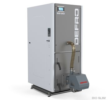 купить Defro Bio Slim 25 kW в Кишинёве
