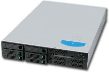 Intel Server SR2520SAXSR (integrated S5000VSASASR/SR2520 (2U) system)