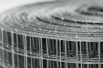 купить Сетка сварная оцинкованная 50 x 25, d-1.6mm, H-1m, L-30m в Кишинёве