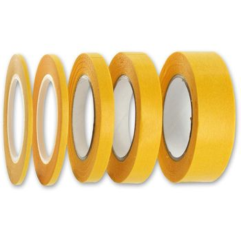 "SCROLL ""Masking Premium"" Washi tape (24mm*25m)"