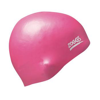 купить Шапочка для плавания Zoggs Easy-fit Silicone Cap в Кишинёве
