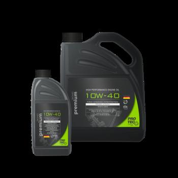 Полусинтетическое масло PRO-TEC premium #ONE10W-40 (5l)
