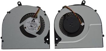 CPU Cooling Fan For Toshiba Satellite S50-A S50D-A S50T-A S55-A S55D-A S55T-A (3 pins) Original