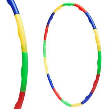 Обруч массажный / Хулахуп d=77 см, пластик FI-308 (3852)