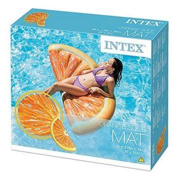 Надувной матрас - Долька апельсина 178Х85cm