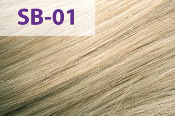 Краска для волос,ACME jNowa Siena CS, 90 мл., SB/01 - ярко пепельный