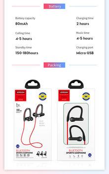 купить Bluetooth-наушники Joyroom JR-D2S Back в Кишинёве