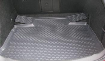 Коврик в багажник OPEL Insignia 2008->, колесо с докаткой сед.
