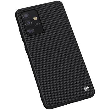 купить Чехол для моб.устройства Samsung Galaxy A52(A525) Nillkin Textured nylon fiber case в Кишинёве