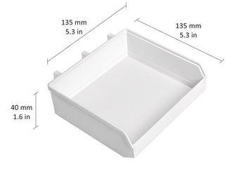 cumpără WORKSHOP Minibox 135x135x40 mm, alb în Chișinău