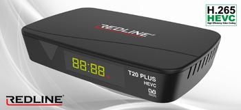 cumpără Redline T20+ receptor DVB/T-2 cu video codul H265 în Chișinău