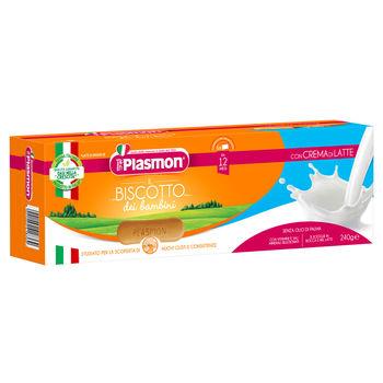 cumpără Plasmon Biscuti cu crema de lapte, +12luni, 240g în Chișinău