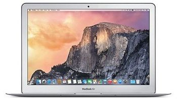 "APPLE MacBook Air (Mid 2017) Silver, 13.3"" WXGA+ IPS (Intel® Dual Core™ i5 1.8-2.9GHz (Broadwell), 8GB DDR3 RAM, 128Gb SSD, Intel HD Graphics 6000, TB2, WiFi-AC/BT4.0, 12 hours, Card Reader, 720p Camera, Backlit KB, RUS, macOS High Sierra, 1.34kg)"