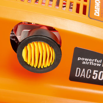 купить Компрессор Daewoo DAC 50D + Комплект из 4-х аксессуаров в Кишинёве
