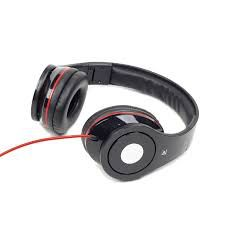 """Gembird MHS-DTW-BK """"Detroit"""", Folding stereo headphones with Microphone, 3.5mm (4 pin), Black"""