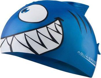 Шапочки для плавания - Swim cap SHARK