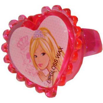 Barbie блеск для губ в форме кольца
