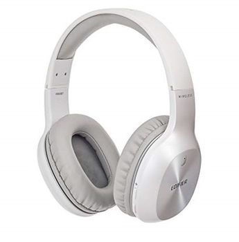 Edifier W800BT White / Bluetooth and Wired On-ear headphones with microphone, BT Type 4.0, 3.5 mm jack, Dynamic driver 40 mm, Frequency response 20 Hz-20 kHz, On-ear controls, Ergonomic Fit, Battery Lifetime (up to) 35 hr, charging time 3 hr