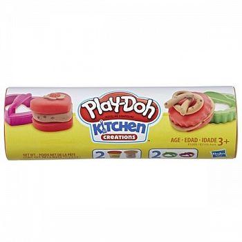 """Игровой набор Play-Doh """"Мини-сладости"""" Сахарное печенье, код 43028"""