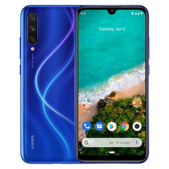 "Xiaomi Mi A3 EU 128GB Blue, DualSIM, 6.01"" 750x1560 IPS, Snapdragon 665, Octa-Core up to 2.2GHz, 4GB RAM, Adreno 610, 48MP+8MP/32MP, LED flash, 4030mAh, WiFi-AC/BT5.0, LTE,  Android One"