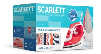 Утюг Scarlett SC-SI30P15
